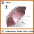 Paraguas de sol y lluvia de promoción