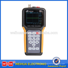Oscilloscope with Large Screen High Accuracy Digital Oscilloscope and Multimeter 2 in 1 Function Auto-range Scopemeter WH2012