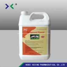 Composto de fenol (medicina veterinária)