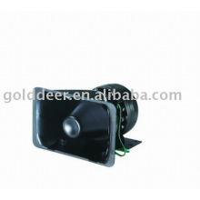 Sirena electrónica emergencia altavoces (YSQ-150)