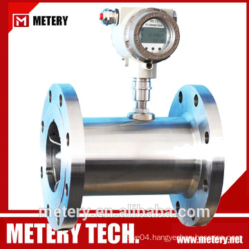 gas dry type flow meter Metery Tech.China