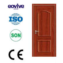 Ruído de estilo Itália luxo design de portas de madeira compensada de merecimento