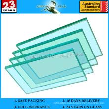1.3-3mm Blattglas für Bildrahmen