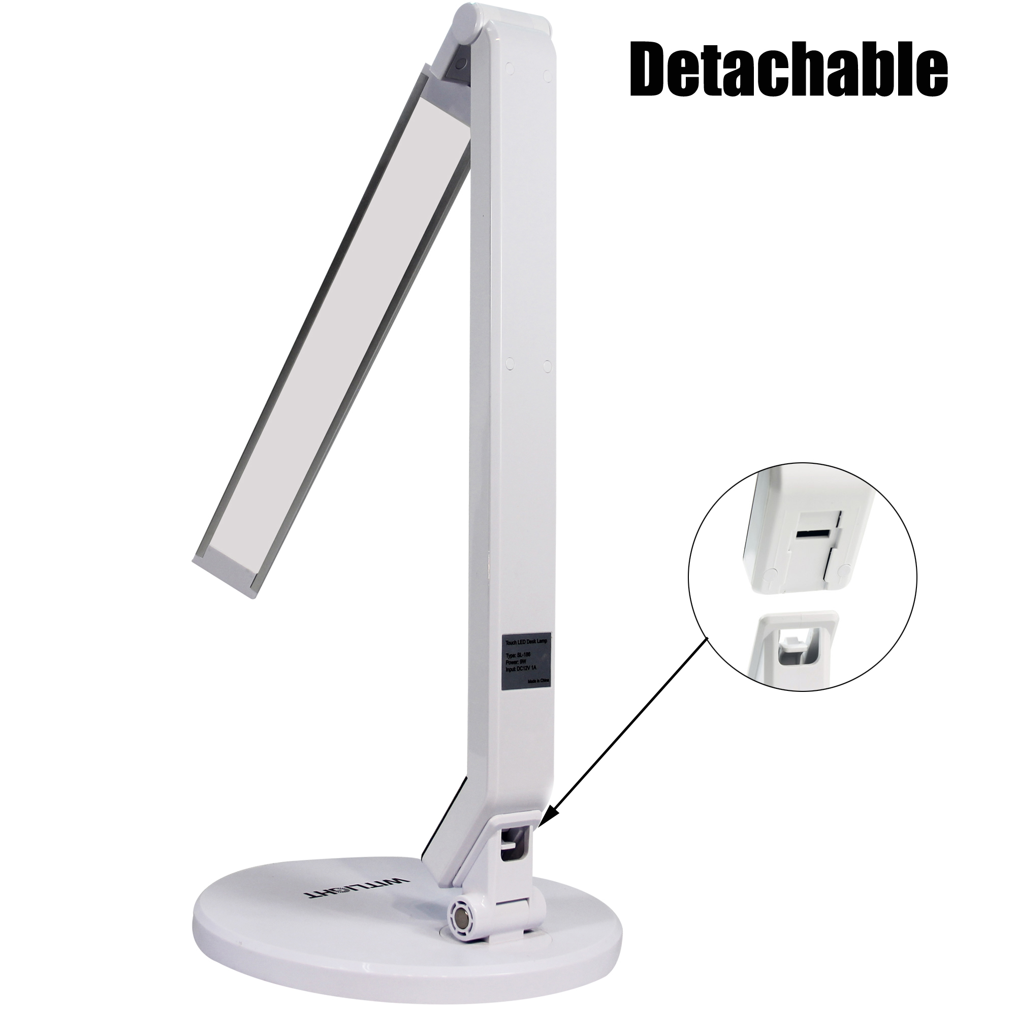 Eye-Care LED Sunlight Desk Lamp Side Emitting