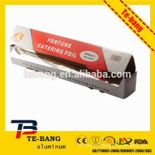 Hot sales of disposable aluminum foil household aluminum foil manufacturers