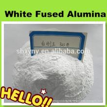 99% Al2O3 high purity abrasives white fused alumina