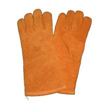 Golden Cow Split Welding Handschuh, Full Sock Liner