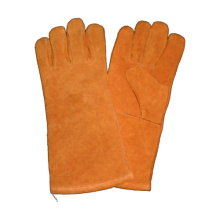 Golden Cow Split Welding Glove, Full Sock Liner