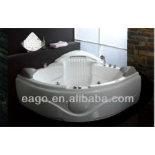 EAGO Acrylic Whirlpool Massage Bathtub AM505-2DCLZ