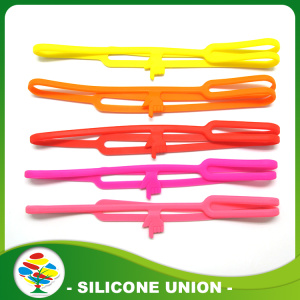 Cheap Silicone 3d Book Marker For Kids