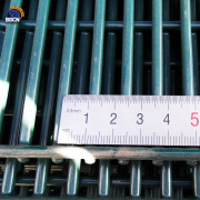 Galvanized Anti Climb 358 Security Fencing