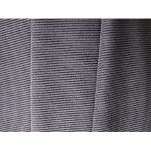 Tissu velours côtelé en polyester pour pantalons