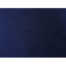 Tung Denim Fabric - Indigo Blue Color