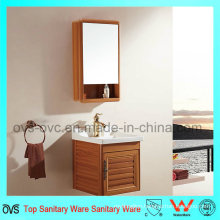 15.75′′ European Style Single Basin Bathroom Cabinet