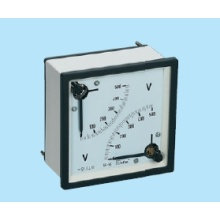 Double Voltmeters & Ammeter