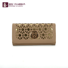 HEC Luxus Design Damen Geldbörsen Multicolor Geldbörse für Frauen
