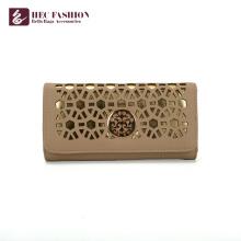 HEC Luxury Design Ladies Monedero Monedero multicolor para mujer