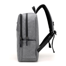 New style nylon USB laptop waterproof backpack
