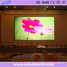 Affichage électronique polychrome d'intérieur d'affichage à LED de Digital d'intérieur (P3, P4, P5, P6)