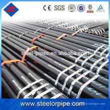 Astm a252 tuyau d'acier au carbone de catégorie 2 de grade 3