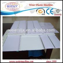 двойной шнек для экструдера сделать потолочной плитки ПВХ