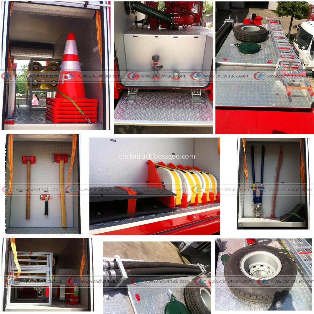 fire truck accessories