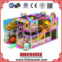 Kfc Small Indoor Playground Equipment for Chidlren