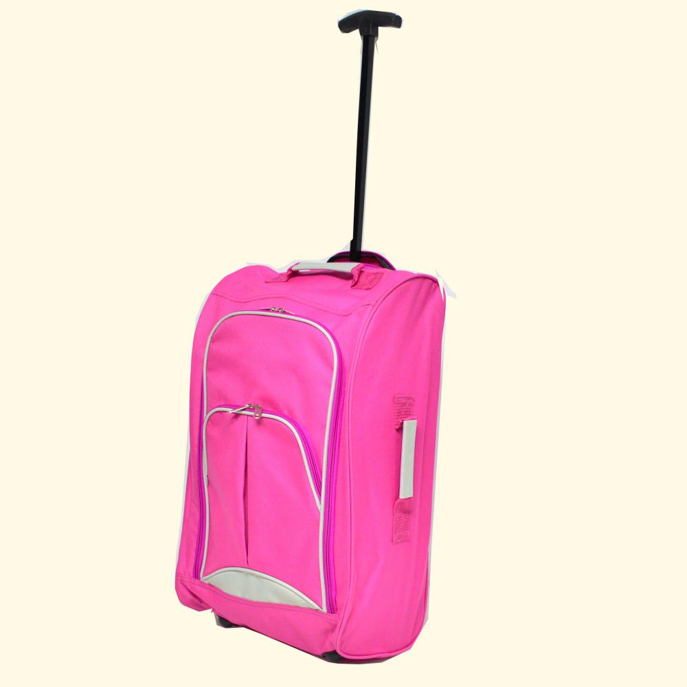 600D Duffle Bag with Trolley