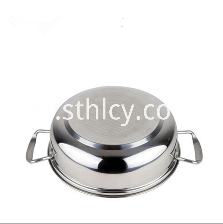 Stainless Steel Hot Pothl666jel2