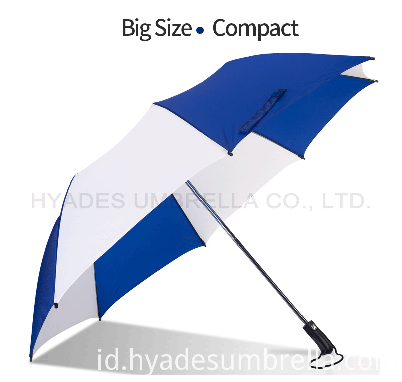 2 Folding Umbrella Big Size