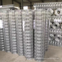 Cheap 3ft 4ft 5ft 6ft 7ft 8ft galvanized 50m 100m field fence price