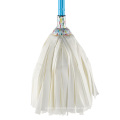 120CM Length Plastic Round Cleaning Mop Round Cotton Floor Mop
