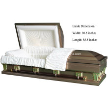 Frank Coppertone Oversize 31 Inches Casket