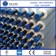 High Frequency stainless steel & aluminum composite finned tube