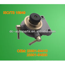 Cartilla de filtro de combustible diesel 23301-54410 / 23300-54520 para Toyota Hilux 3L y 5L