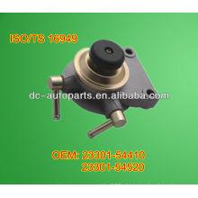 Primer 23301-54410 / 23300-54520 do filtro de combustível diesel para Toyota Hilux 3L & 5L