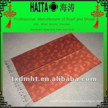 Jacquard silk shawl HTC213-1