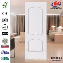 JHK-009-1 3.1MM белая грунтовка с хорошим качеством и конкурентоспособной ценой дверной кожи