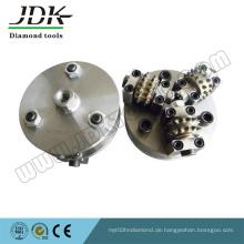 Diamond Rotary Bush Hammer für Litchi Oberfläche