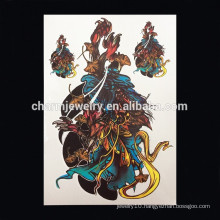 OEM Wholesale special design Arm Tattoo personalize tattoo for tribal colorful cartoon tattoo W-2025