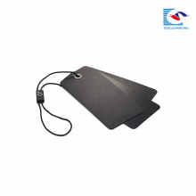 Wholesale Sale China Factory Custom Hang Tags For Garment