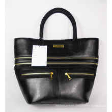 Guangzhou Wholesale Fashion Leather Woman Handbag (180)