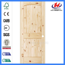 JHK-S03 2 Panel Solid Wooden Internal Shaker Door