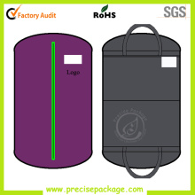 Wholesale Reusable Black Non Woven Garment Bags