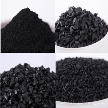 Water Air Gold Purification Activated Carbon For Sale