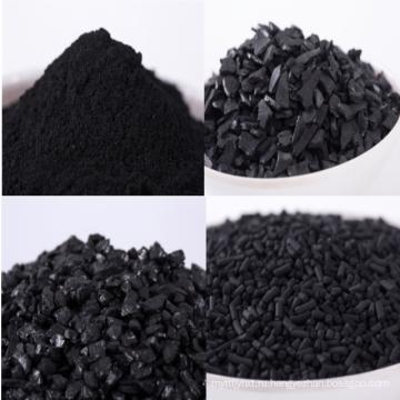 Очистка Воды Воздуха Золото Активированный Уголь Для Продажи