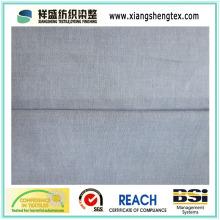 Чистая хлопчатобумажная ткань для рубашки или одежды (40s * 40s)