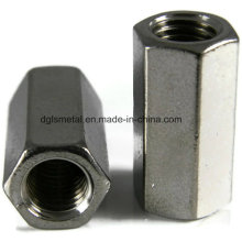 Stainless Steel 304 Coupling Nut