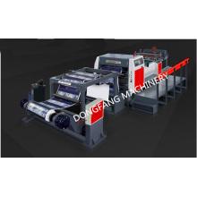 Machine de découpe de papier imprimé