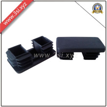 Tapones y tapones internos de escritorio rectangulares de plástico (YZF-H144)